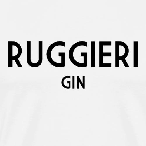 RUGGIERI GIN - Männer Premium T-Shirt