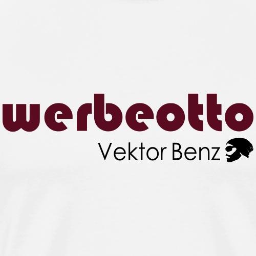 29 1 18 werbeotto - Männer Premium T-Shirt