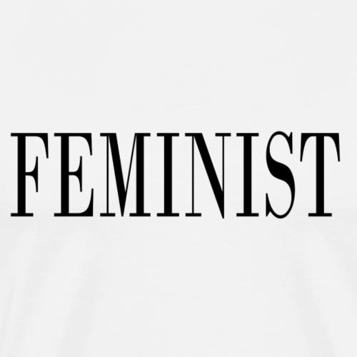 FEMINIST - T-shirt Premium Homme
