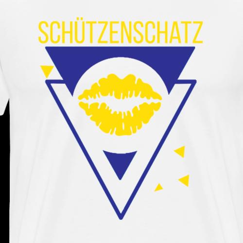 Schützenschatz - Männer Premium T-Shirt