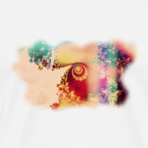 Scale 9bis copie 2. Spirales - T-shirt Premium Homme
