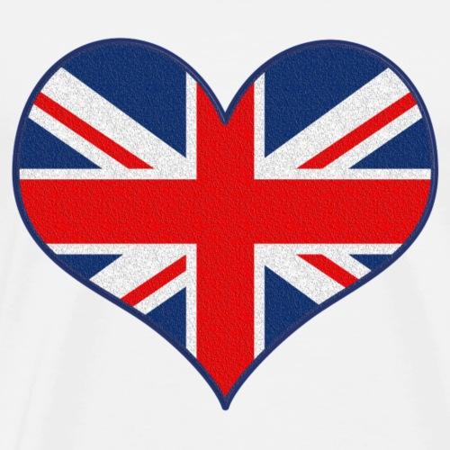 Love GB - Männer Premium T-Shirt