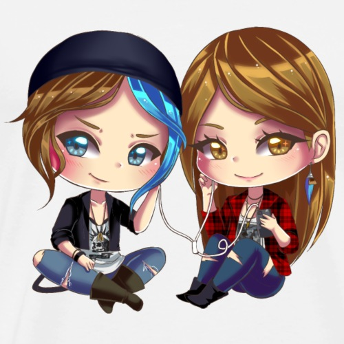 Chloe x Rachel - T-shirt Premium Homme
