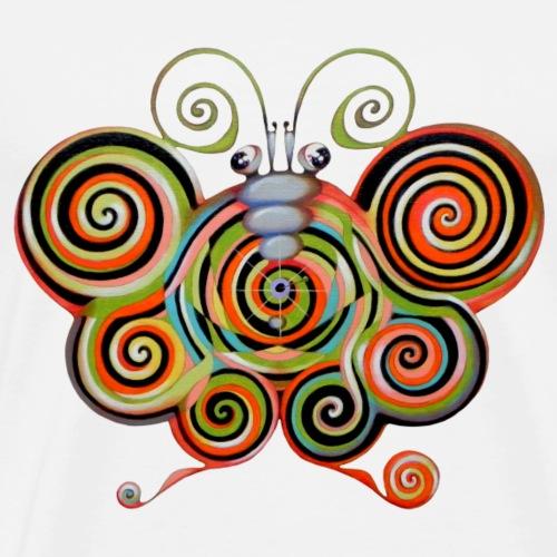 Psychotronic moth - Maglietta Premium da uomo