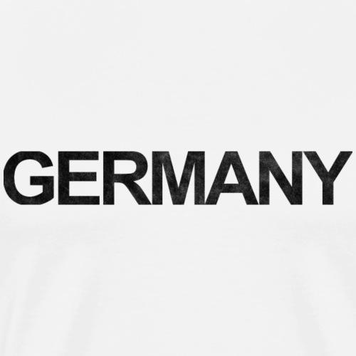 Germany - Männer Premium T-Shirt