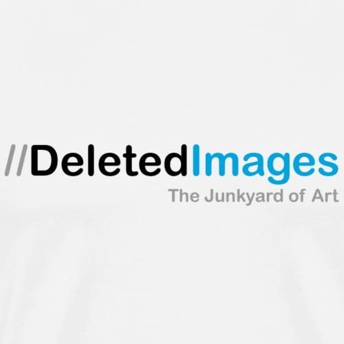 Deleted Images - Men's Premium T-Shirt