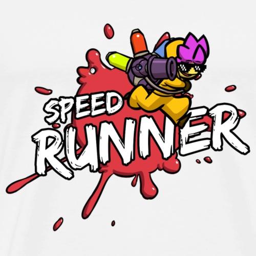 Speedrunner - Men's Premium T-Shirt