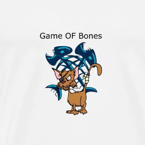 bones - Männer Premium T-Shirt