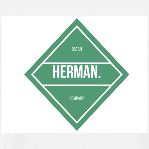 HERMAN FULL TRIANGLE - Camiseta premium hombre
