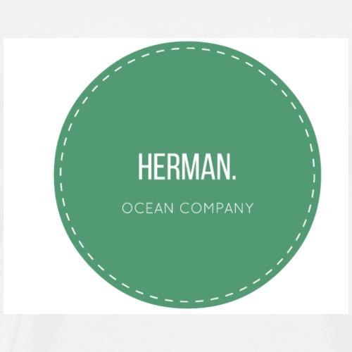 HERMAN CIRCLE - Camiseta premium hombre
