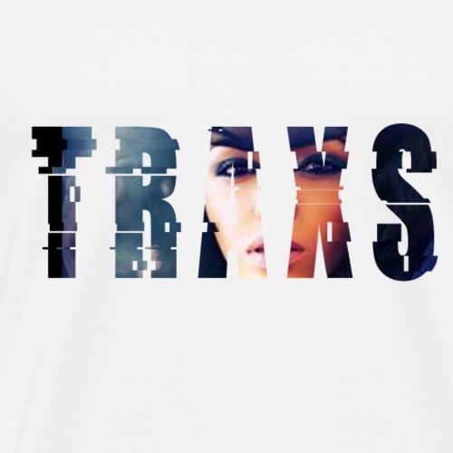 TRAXS - T-shirt Premium Homme