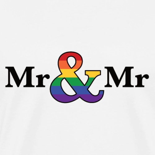 MrMr1 - Männer Premium T-Shirt