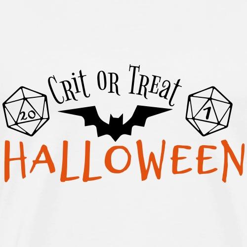 Pen and paper halloween - Männer Premium T-Shirt