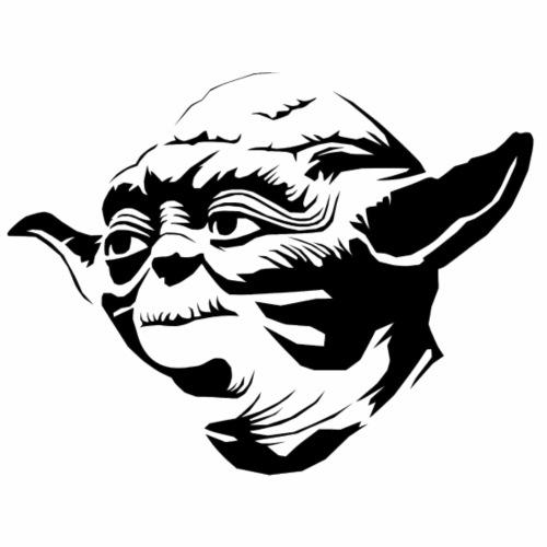 Yoda - T-shirt Premium Homme