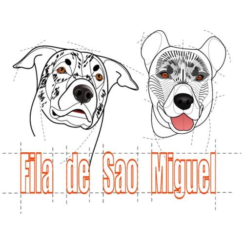 Fila de Sao Miguel - Ghia et Osiris - T-shirt Premium Homme