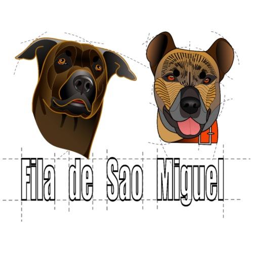 Fila de Sao Miguel - Ghia Osiris (couleurs) - T-shirt Premium Homme