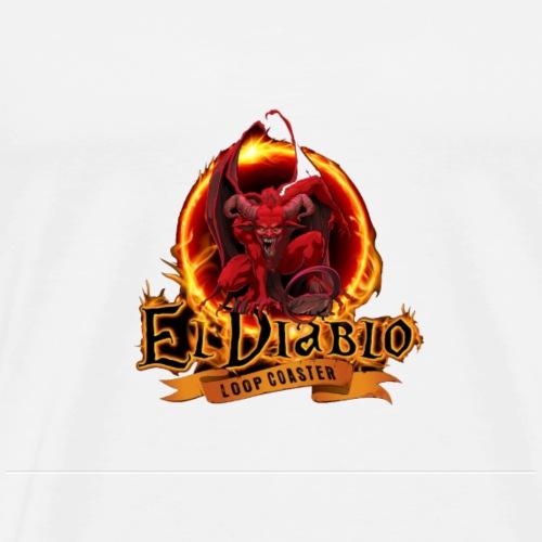 El DiabloGaming Merch - Men's Premium T-Shirt
