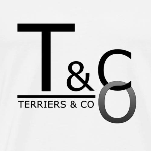 TERRIERS & CO - T-shirt Premium Homme