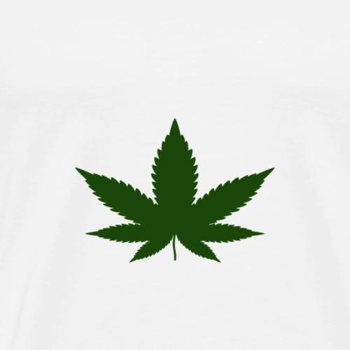 Marihuana - Männer Premium T-Shirt
