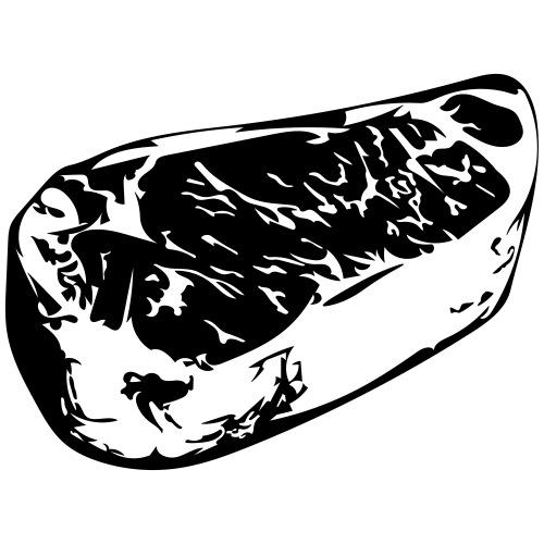 Beef Lover - Männer Premium T-Shirt