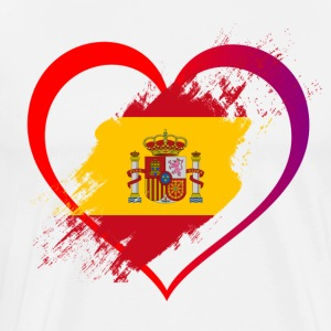 I LOVE SPAIN COLLECTION - Men's Premium T-Shirt