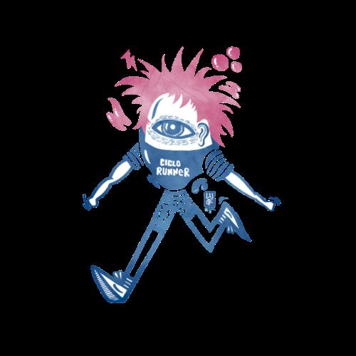 CICLO RUNNER - Camiseta premium hombre