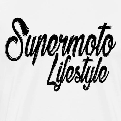 supermoto lifestyle - Men's Premium T-Shirt