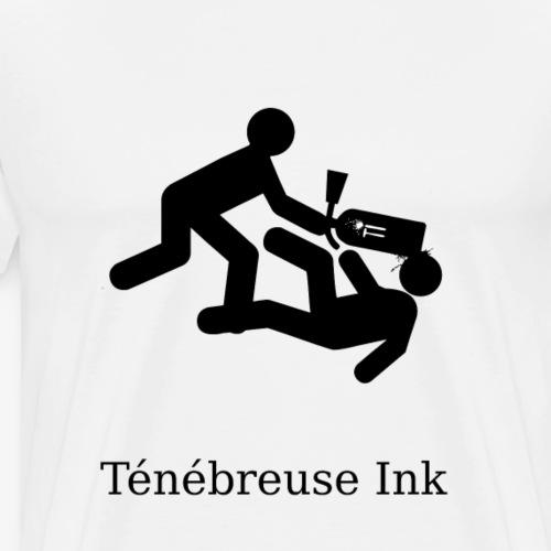 Ténébreuse Ink - Exctincteur - T-shirt Premium Homme