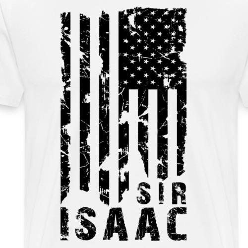 Stars And Stripes - Dark - Männer Premium T-Shirt