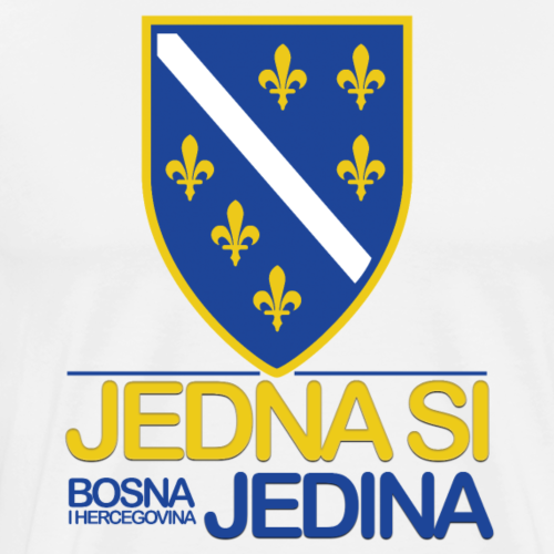 Bosna i Hercegovina - Männer Premium T-Shirt