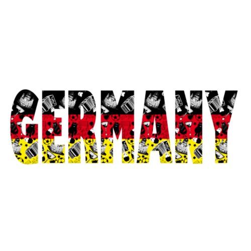 Germany World Cup - Männer Premium T-Shirt