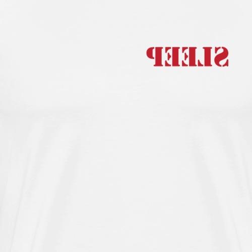 Sleep - Männer Premium T-Shirt