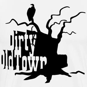Dirty Old Town - Men's Premium T-Shirt