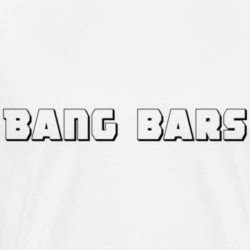 Bang Bars Shirt - Men's Premium T-Shirt