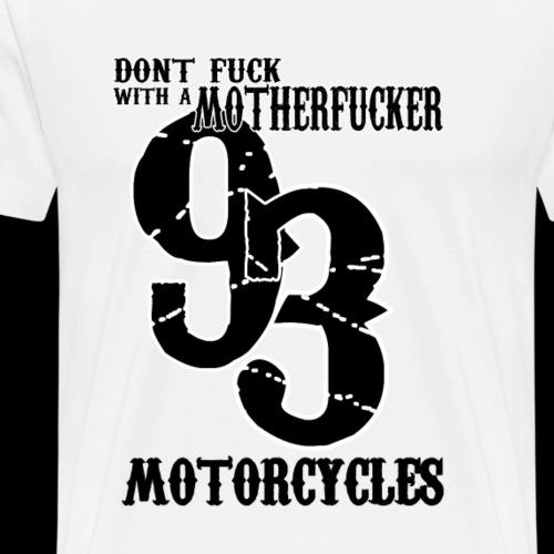 Dont Fu*K Black - Männer Premium T-Shirt