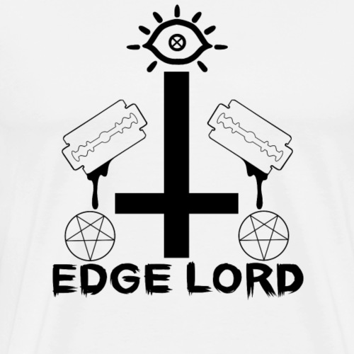 Edge Lord T-shirt - Men's Premium T-Shirt