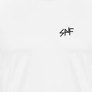 SPIF SCHWARZ KLEIN - Männer Premium T-Shirt