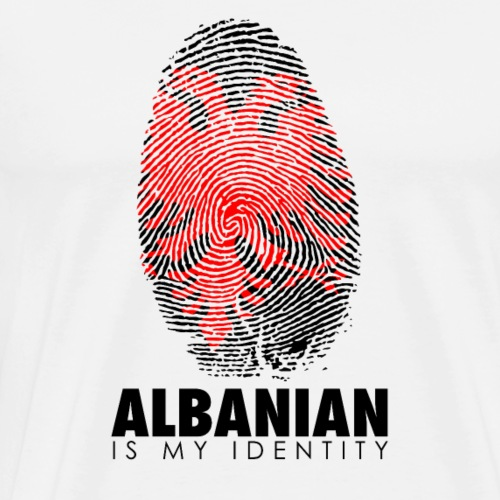 Abanian is my identity - Männer Premium T-Shirt