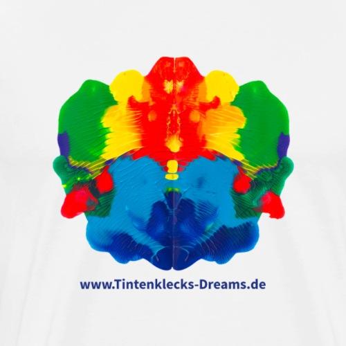 Tintenklecks-Dreams 2224 Motiv Seite 74 - Männer Premium T-Shirt