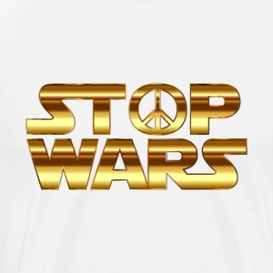 COLLECTION STOP THE WAR - T-shirt Premium Homme