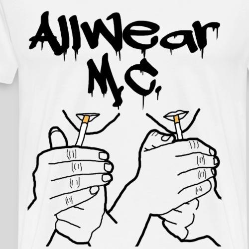 AllWearMC Logo - Männer Premium T-Shirt