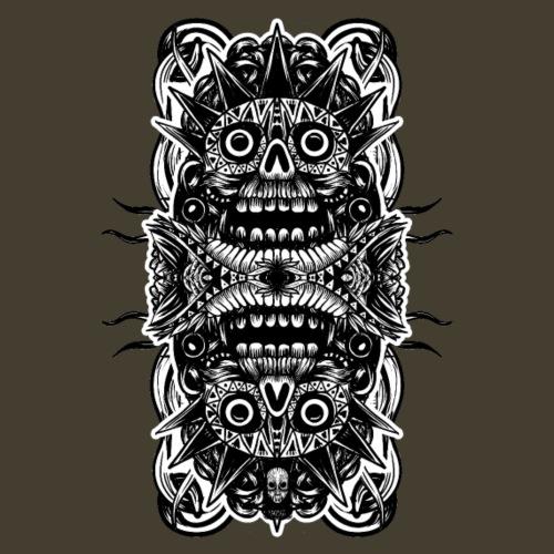 azteca - Camiseta premium hombre