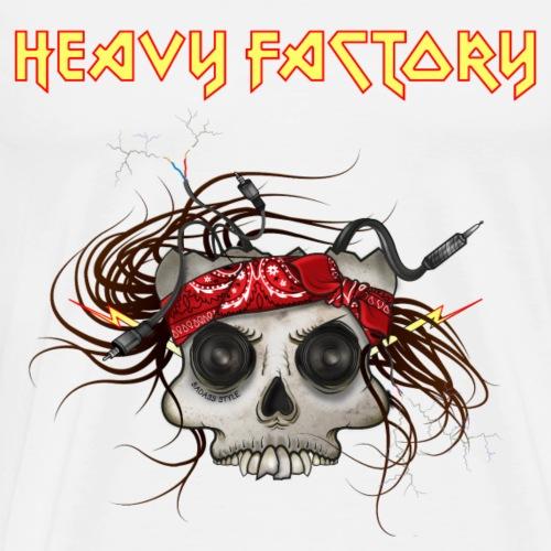Heavy factory - T-shirt Premium Homme