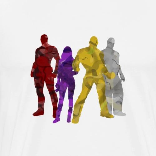 NY team - T-shirt Premium Homme
