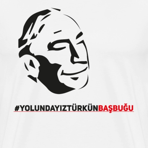 Alparlsan Türkes T-Shirt Basbug - Männer Premium T-Shirt