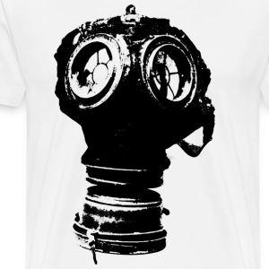 Gas-mask - Men's Premium T-Shirt