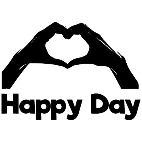 Happy Day - Männer Premium T-Shirt