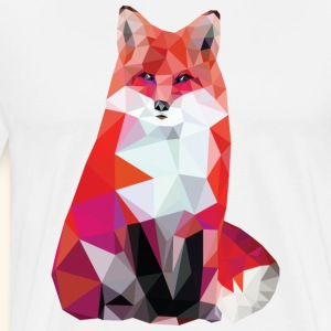 Red Fox - Mannen Premium T-shirt