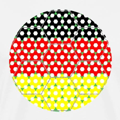 Fussball Flagge Deutschland