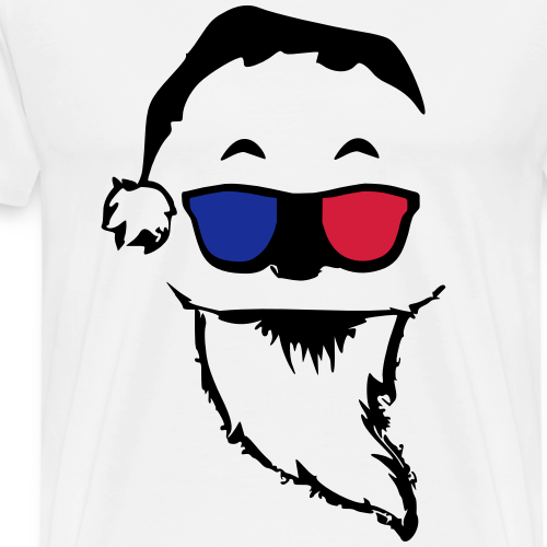 Santa Cool - Männer Premium T-Shirt